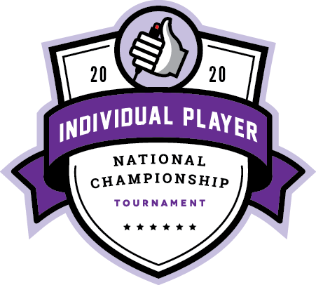 Logo for the 2020 Individual Player National Championship Tournament